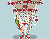 I Just Want To Be Happy!!!