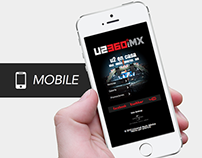 U2 360 MX Mobile