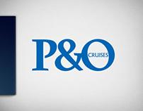 P&O Cruises Rebrand 2013