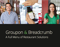 Breadcrumb by Groupon product booklet