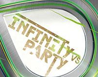 Infinity Vs Party