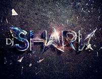 Logo Shark Dj