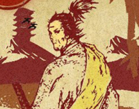 Caminho de Samurai San