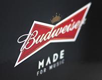 Budweiser | Made For Music Vinyl