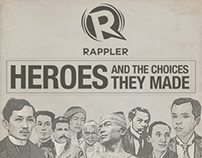 #TapatAko Infographics: Heroes & the choices they made