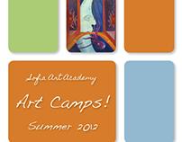 Brochures for Sofia Art Academy