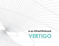 Vertigo poster for MDes. Screening