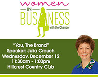 Women in Business e-blast