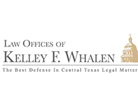 Whalen Law Logo Designs