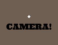 Illustration / vintage camera
