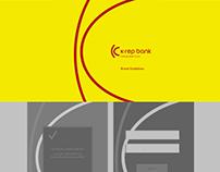 Krep app design