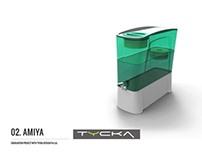 AMIYA Table Top Water purifier