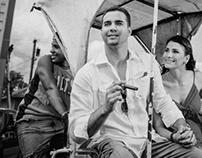 """""""The Spirit of Nicaragua"""" for Joya de Nicaragua cigars"""