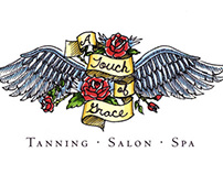 Touch of Grace Logo Design