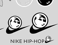 Nike Hip Hop Logo