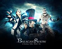 Balagan Show libretto cover