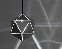 Icosahedron light