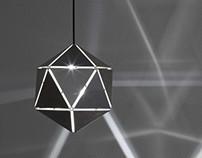 Icosahedron light