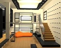 Shops Design - Student work