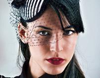 Fashion. Model: Natalia Soria