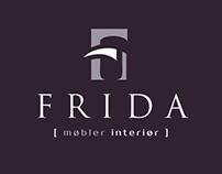 Frida furniture logo