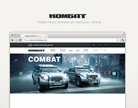 Combat armoring group promo