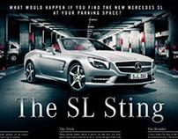 Mercedes Benz. Un SL en mi garaje