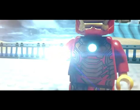 Lego Marvel Avengers Stopmotion DON'T MAKE ME ANGRY