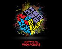 Vodafone Campagin For Diversty