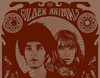Golden Animals - European Tour 2013