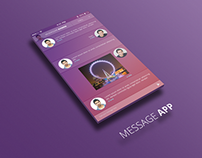 iOS Messaging App