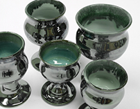 Ceramic Chalices