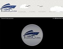Logo & WebDesign [thassoscruise.gr]