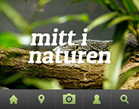 SVT - Mitt i naturen