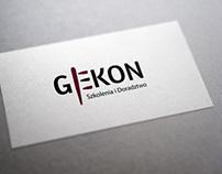 G-KON - logo, stationery and website design
