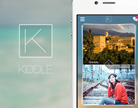 Kiddle / iOS app for finding travels and partners