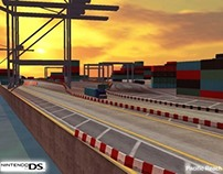 Nintendo DS Racing Environments