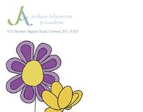 Arboretum Spring Party Invitation Suite