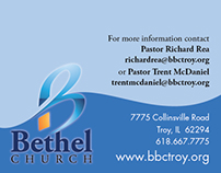 Bethel Ministry Cards