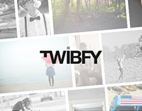 Twibfy: an inspirational platform for creatives
