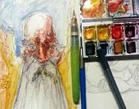Dibujos / Drawings.
