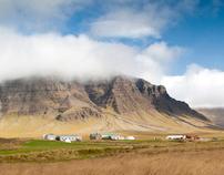 Ísland ferðalagvegur