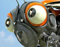 Lightning Bug Character