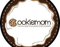 Cookiemom Cookies branding