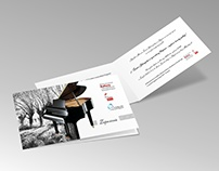 Promotion materials - design, DTP