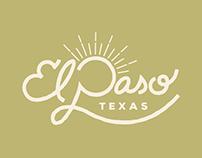 El Paso Script - Hand Lettering