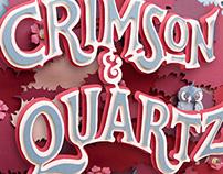 Crimson & Quartz