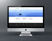 EVMTech - website and brochures design