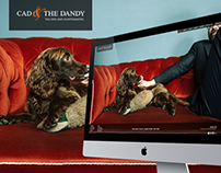 Cad & The Dandy - Website