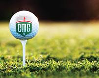 CMG | Cus Milano Golf - Branding Design